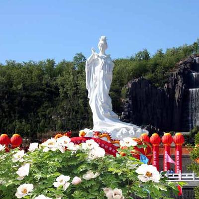 超级震撼的古县全景航拍!